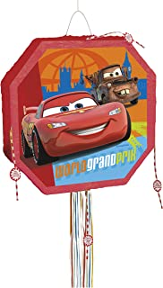 Disney Cars Pinata, Pull String