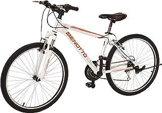 Benotto XC-4000 R26 21V - Bicicleta de Aluminio, Sunrace Fre