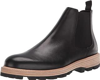 CLARKS Men's Lorwin Mid Chelsea Boot