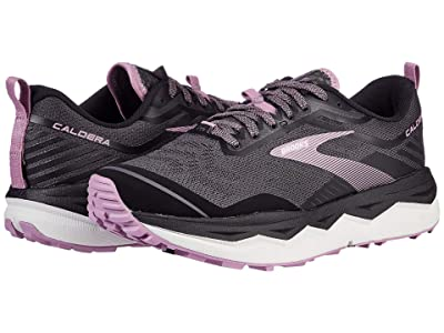 Brooks Caldera 4 (Black/Grey/Valerian) Women