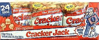 Cracker Jack Original with Prize - 24 Bags 1 1/4 oz. Ea.