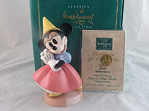 The Brave Little Tailor Princess Minnie Mouse ~ Retired WDCC Collectible Figurine
