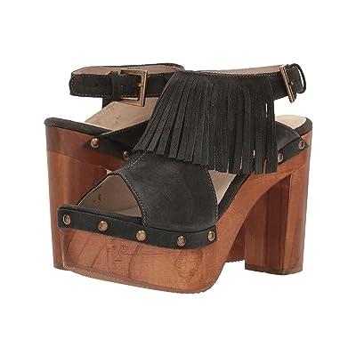 Cordani Tijuana (Grey Suede) High Heels