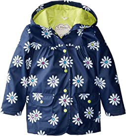 Hatley Kids Sunny Daisy Classic Raincoat (Toddler/Little Kids/Big Kids)