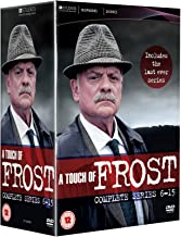 A Touch of Frost - Complete Series 6-15 A Touch of Frost - Complete Series Six to Fifteen NON-USA FORMAT, PAL, Reg.2 United Kingdom