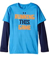 Under Armour Kids - Running This Game Slider (Little Kids/Big Kids)