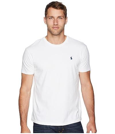 Polo Ralph Lauren Classic Fit Crew T-Shirt (White) Men