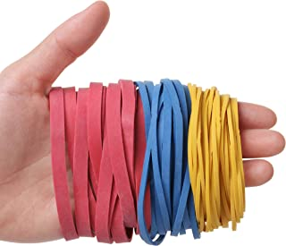 Mr. Pen- Colorful Rubber Bands, 300gr, Assorted Size, Rubber Bands, Rubber Bands Office Supplies, Rubber Bands for Office,...