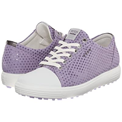 ECCO Golf Casual Hybrid (Light Purple) Women