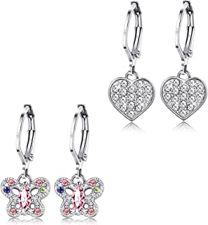 Best children's dangle earrings Reviews