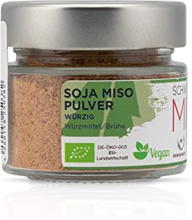 Schwarzwald Miso - Soja Miso Pulver 30 g / BIO DE-ÖKO 003