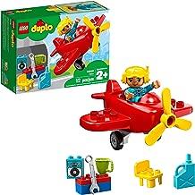 LEGO Duplo Town Plane 10908 Building Blocks, 2019 (12 Pieces)