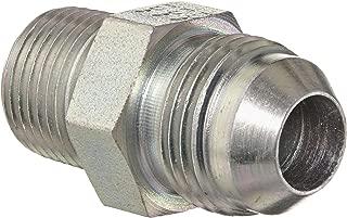 Eaton Weatherhead C5205X8 Carbon Steel SAE 37 Degree (JIC) Flare-Twin Fitting, Adapter, 3/8