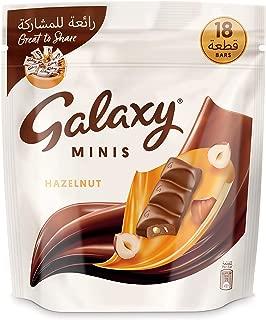 Galaxy Hazelnut Chocolate Mini Bar 225 g