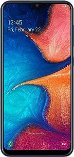 Samsung Galaxy A20 Dual SIM - 32GB, 3GB RAM, 4G LTE, Blue