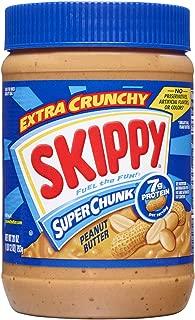 SKIPPY Super Chunk Peanut Butter, 28 Ounce