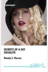 Secrets Of A Shy Socialite Kindle Edition