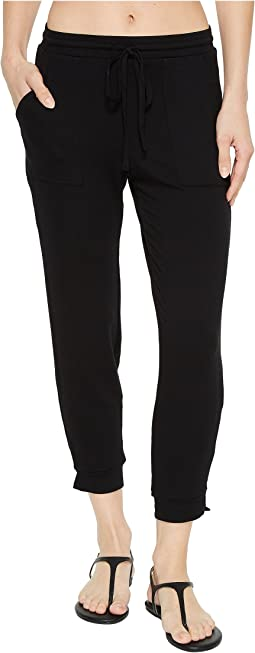 Elevated French Terry Drawstring Pant