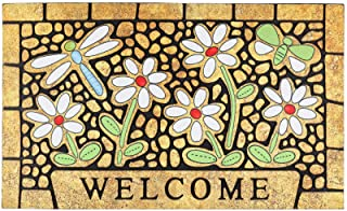 CHICHIC Door Mat, Welcome Mat 17x 30 Inch Front Door Mat Outdoor for Home Entrance Outdoor Mat for Outside Entry Way Doorm...