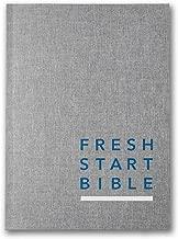 Fresh Start Bible: Softcover/Linen