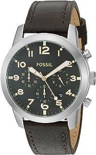 Fossil Pilot FS5143 - Reloj cronógrafo para hombre, esfera