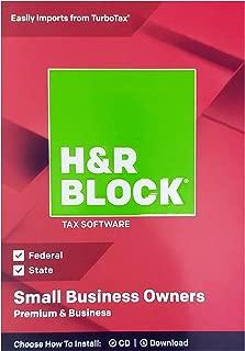 hr block small business tax