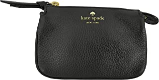 Mini Natasha Larchmont Avenue Coin Purse Leather Black