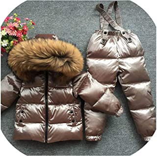 Surprise S Warm Children Clothing Sets Girls Down Coat S Boys Jacket Children's Snowsuit