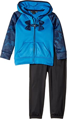 Under Armour Kids - Utility Hoodie Track Set (Toddler)
