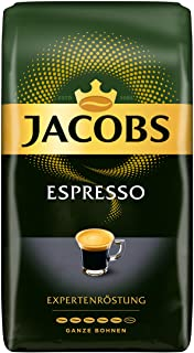 Jacobs Espresso Whole Bean Coffee 1000 Gram / 35.2 Ounce (Pack of 1)