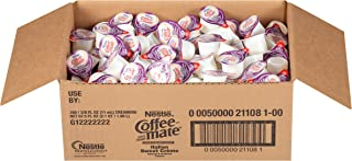 Nestle Coffee-mate Coffee Creamer, Italian Sweet Crème, liquid creamer singles, 180 Count (Pack of 1)