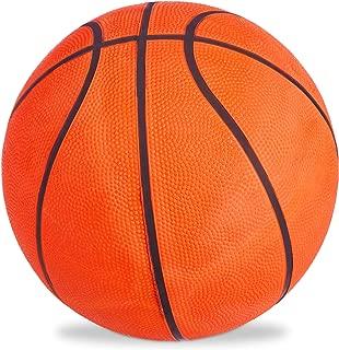 Relaxdays Balón Baloncesto para Exterior o Interior, Talla