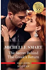 The Secret Behind the Greek's Return (Billion-Dollar Mediterranean Brides Book 2) Kindle Edition