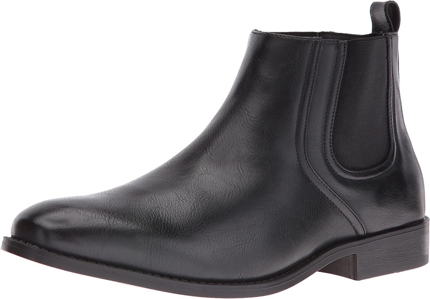 Kenneth Cole Unlisted Men's Half N Half Boot Black