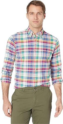 03ea8b122e79 Clothing · Polo Ralph Lauren · Men · Plaid. New. Long Sleeve Classic Fit  Madras