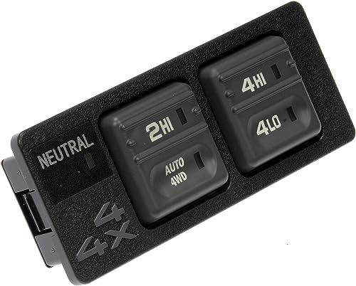 Dorman 901-072 Four Wheel Drive Switch