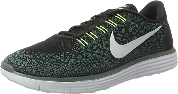NIKE Men's Free RN Running Shoe - best basketball shoes with ankle support