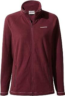 Craghoppers Womens/Ladies Seline Full Zip Fleece Jacket