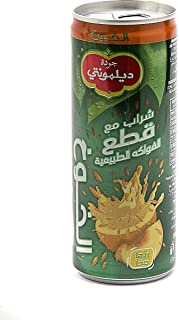 Delmonte Peach Drink With Bits , 240ml