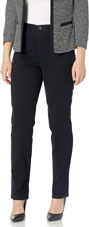 Gloria Vanderbilt Women's Amanda Refined Trouser Pant