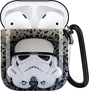 Star Wars Aripod Personalise Custom, AirPod Case Cover Compatiable with Apple AirPods 1st/2nd,Full Protective Durable Shoc...