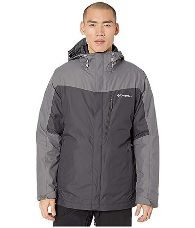 Columbia Whirlibirdtm IV Interchange Jacket (Shark/City Grey) Men