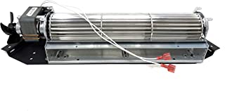 Quadra-Fire Replacement Blower for Bodega Bay, 4100i (Post Serial #1451097), and 5100i (Pre Serial #131586)