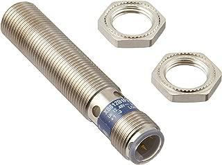 3-Wire DC PNP Wiring Telemecanique XS108BLPAM12 Inductive Proximity Sensor NO Output for Light Industry M12 Micro-Connector Metal 8-mm Barrel PNP Input Flush Mount