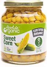 Absolute Organic Sweet Corn 350g