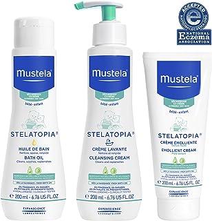 Mustela Baby Skin Care, Bath Time Gift Set