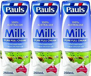 Pauls Pure UHT Milk, 250ml, (Pack of 6)