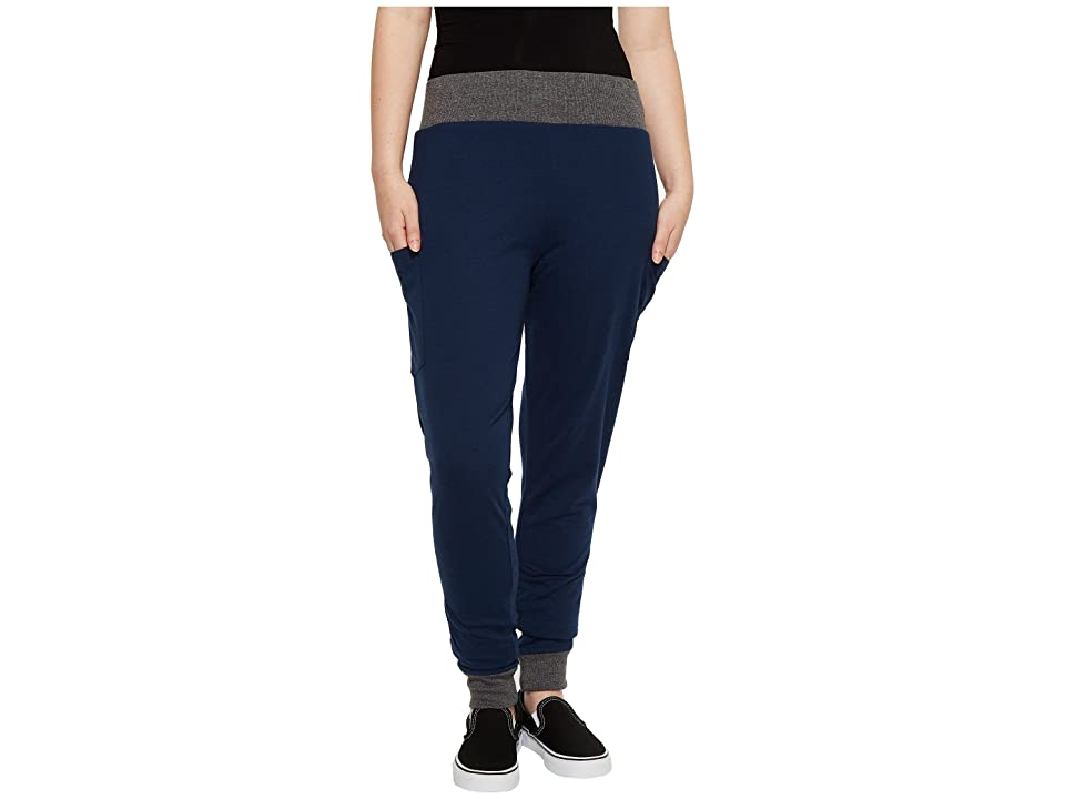Image of 4Ward Clothing Four-Way Reversible Pants (Charcoal/Navy) Girl's Casual Pants