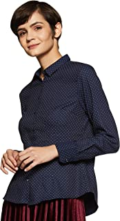 Van Heusen Woman Women's Regular Fit Shirt