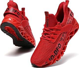 FRSHANIAH أحذية رياضية للنساء بليد المشي الجري أحذية غير زلة الأزياء الرياضية